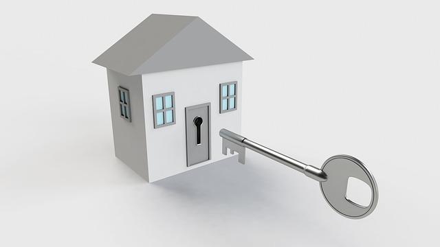 maison avec cle